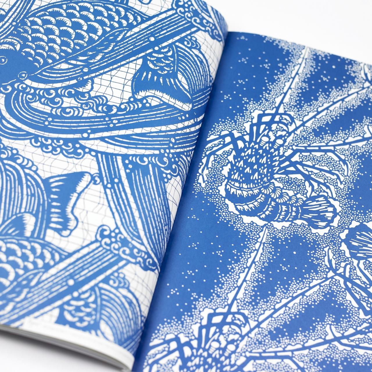 Japonské Originální balící papíry The Pepin Press